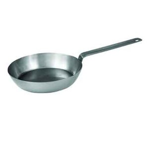 Winco FSFP-9M French Style Fry Pan 9-1/2""