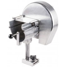 "Winco FVS-1 Kattex Fruit and Vegetable Quick Slicer with Adjustable 9 1/4"" Blade"