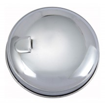 Winco G-102C Stainless Steel Flat Top for Sugar Shaker G-102- 1 doz