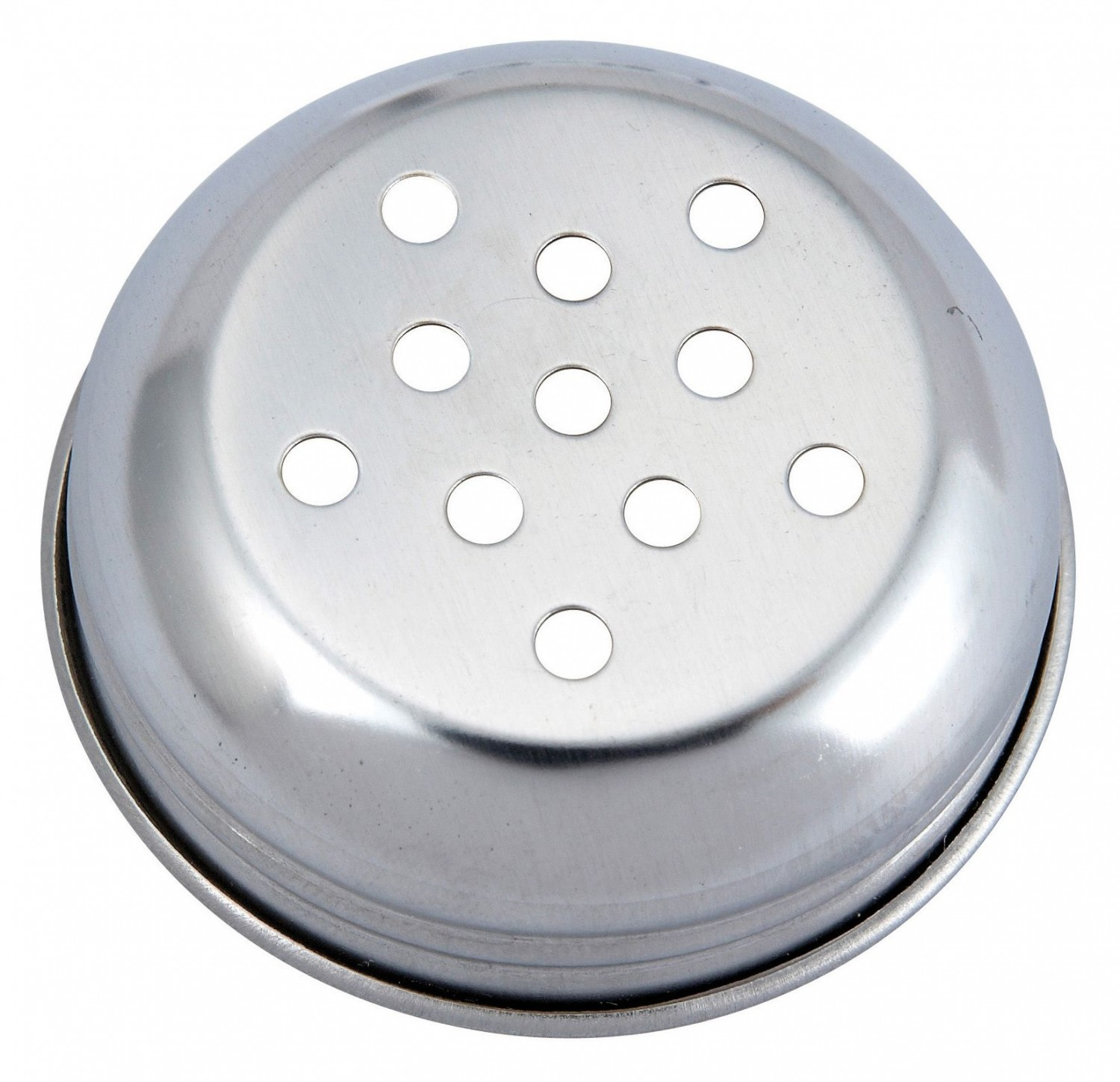 Winco G-107C Shaker Tops with Holes For G-107 - 1 doz