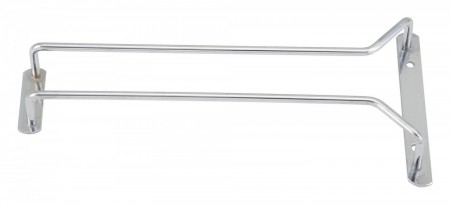 Winco GHC-10 Chrome Plated Wire Glass Hanger 10""
