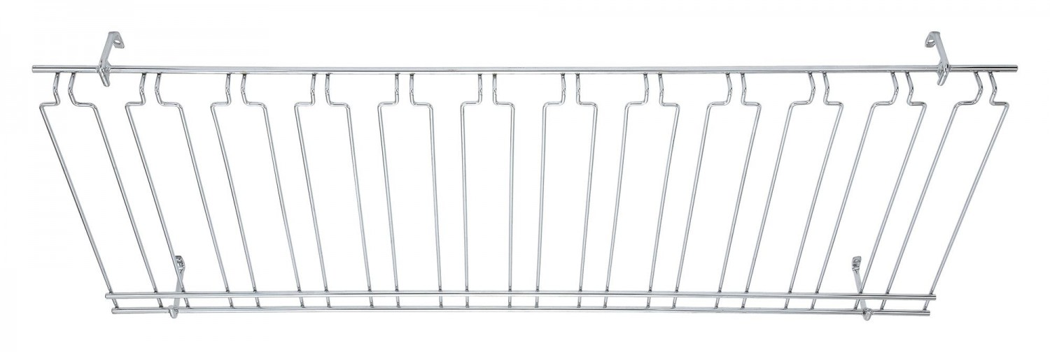 Winco GHC-1848 Overhead Glass Rack