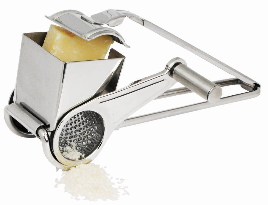Winco GRTS-1 Cheese Grater with Drum
