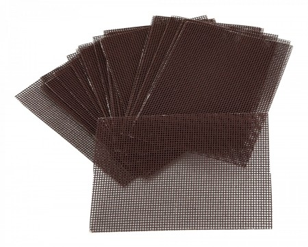 "Winco GSN-4 Griddle Screen 4"" x 5-1/2"" - 20 pcs"
