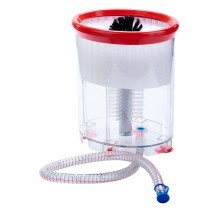Winco GWB-1 Portable Bar Glass Brush Washer for Beer Mugs or Wine Glasses