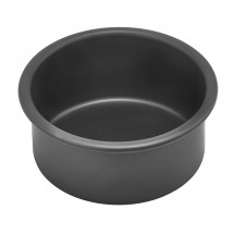 "Winco HAC-042 Deluxe Hard Anodized Aluminum Round Cake Pan 4"" x 2"""