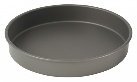 "Winco HAC-122 Hard Anodized Round Cake Pan 12"" x 2"""