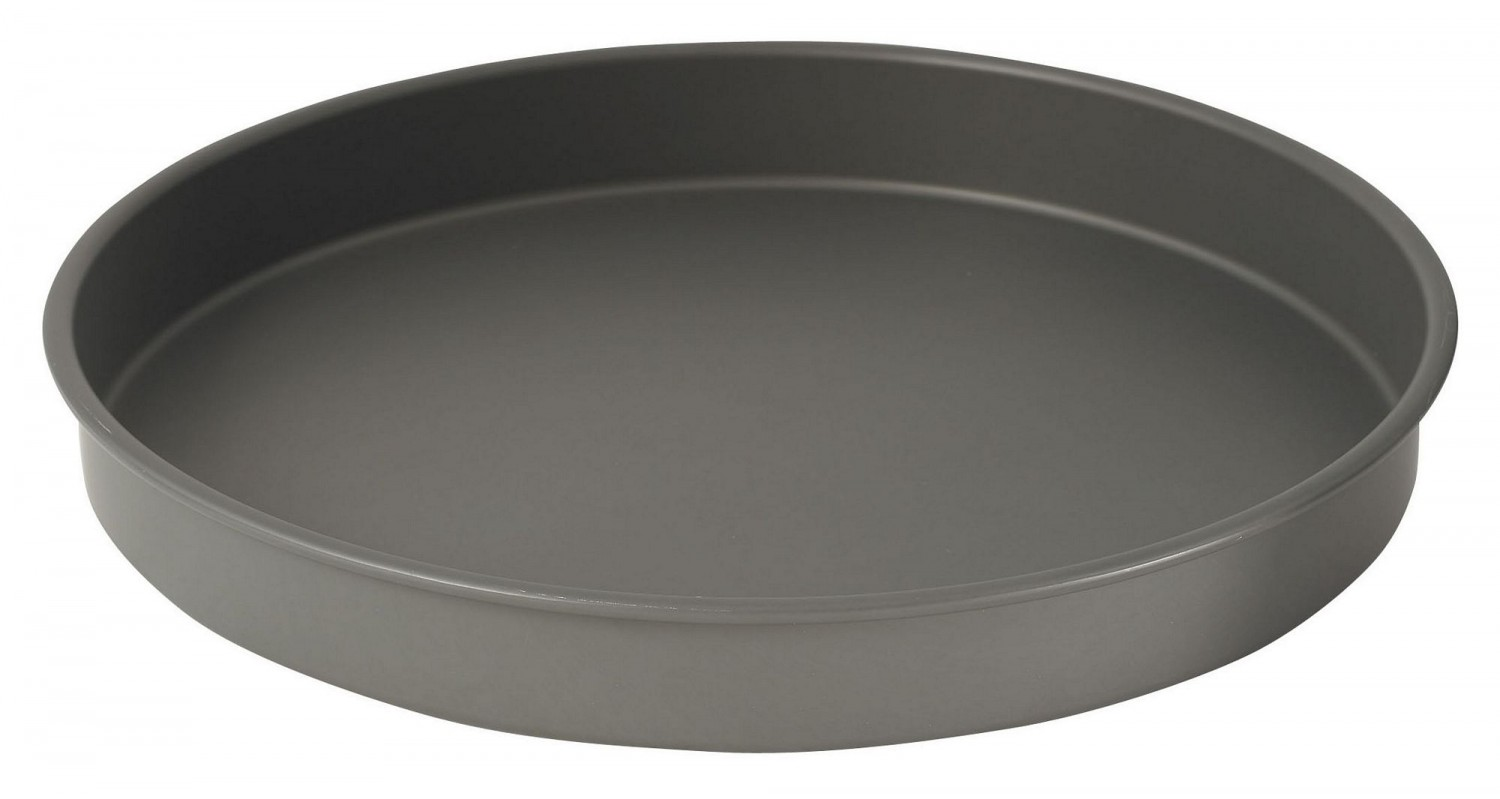 "Winco HAC-162 Hard Anodized Round Cake Pan 16"" x 2"""