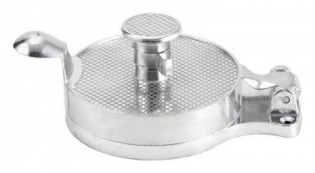 Winco HP-4 Aluminum Adjustable Hamburger Press