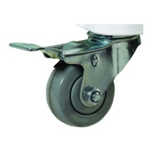 "Winco IB-C3B Caster 3"" with Break For IB-21, IB-27"