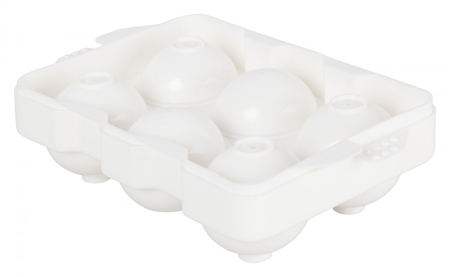 winco iccp 6w 6 cube round ice cube tray. Black Bedroom Furniture Sets. Home Design Ideas