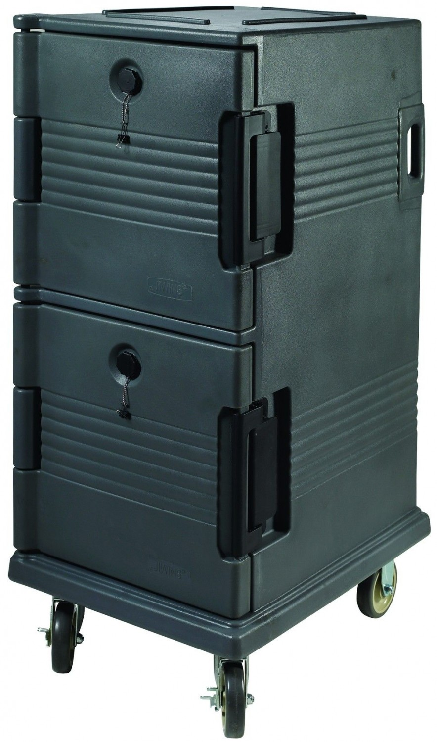 Winco IFT-2 Double Full Size Food Transporter