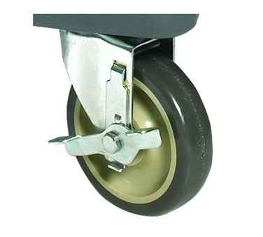 "Winco IFT-C5B 5"" Caster With Brake For IFT-2"