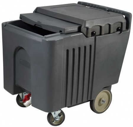 Winco IIC-29 Insulated Ice Caddy With Sliding Cover