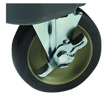 "Winco IIC-C5B 5"" Caster with Brake for IIC-29"