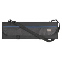 Winco KBG-8 Black Acero 8-Pocket Knife Bag