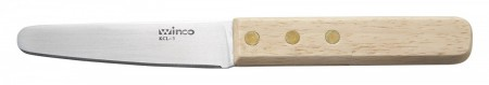 Winco KCL-3 Oyster/Clam Knife 3-1/2""
