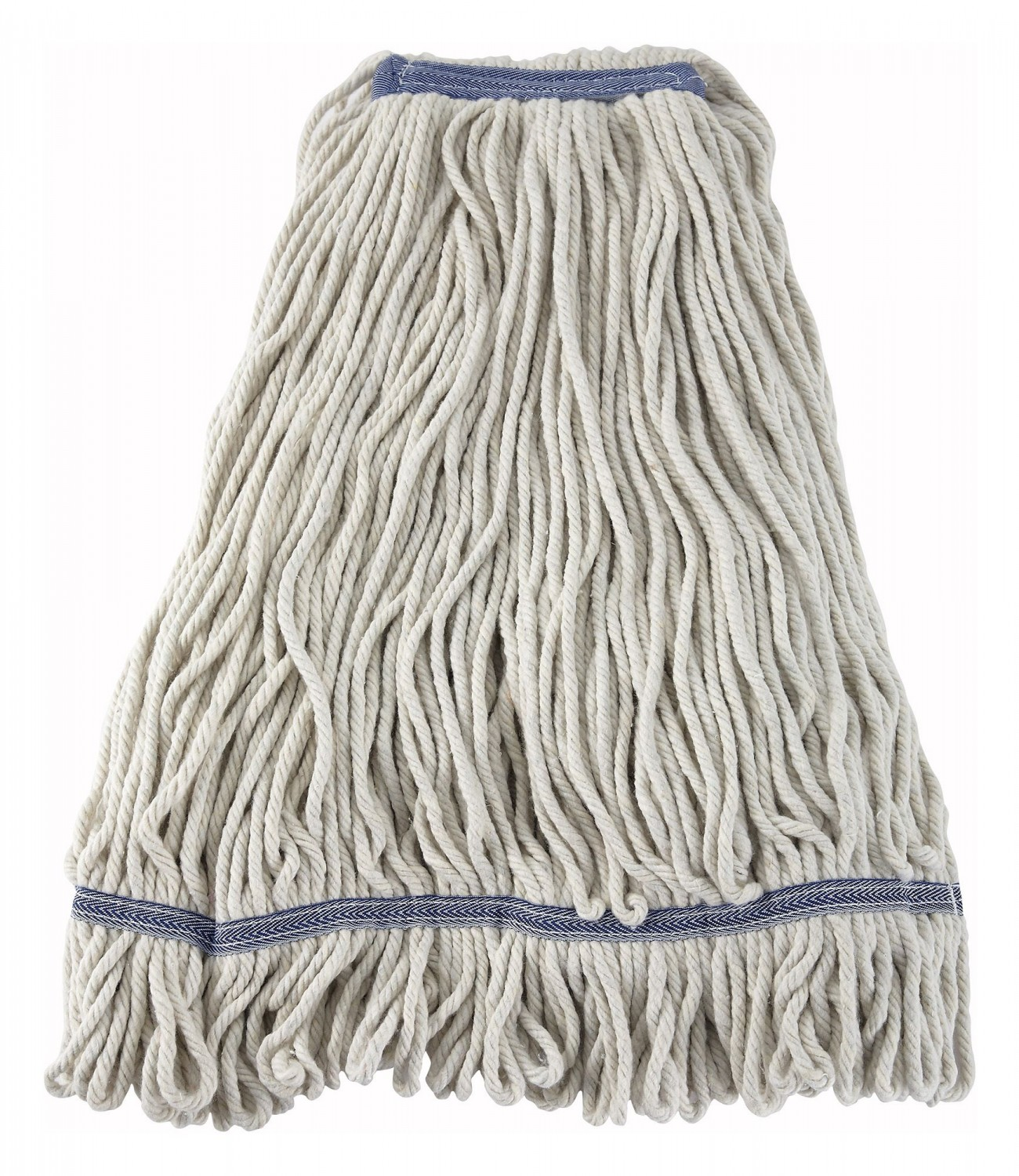 Winco MOP-32W White Yarn Mop Head with Looped End 32 oz.