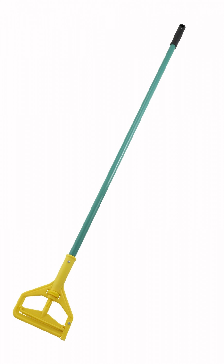 Winco MOPH-7P Metal Mop Handle with Plastic Side Release 57""