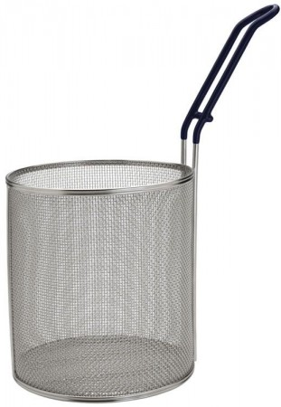 """Winco MPN-67 Stainless Steel Large Pasta Basket 6-1/2"""" x 7"""""""