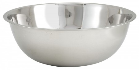 Winco MXB-3000Q Stainless Steel Mixing Bowl 30 Qt.