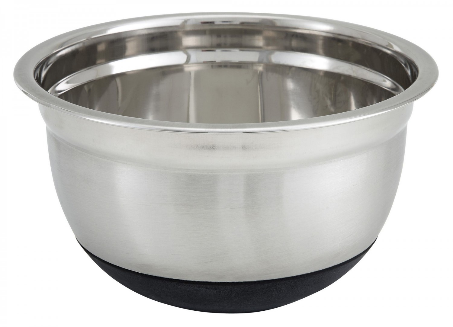 Winco MXRU-300 German Mixing Bowl 3 Qt.