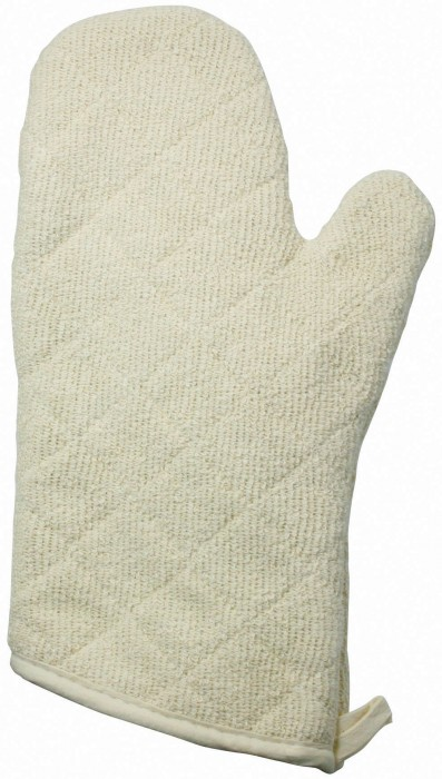 Winco OMT-13 Terry Mitt Silicone Lining 13""