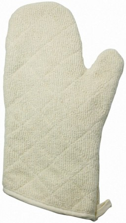 """Winco OMT-13 Terry Mitt Silicone Lining 13"""""""