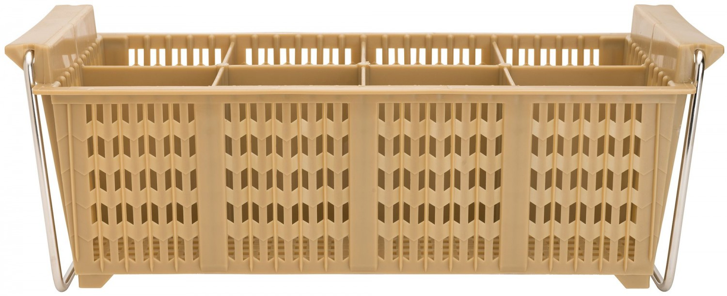 Winco PCB-8 8 Compartment Cutlery Basket
