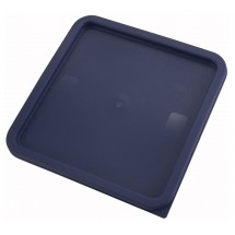 Winco PECC-128 Blue 12, 18 & 22 Qt. Container Cover