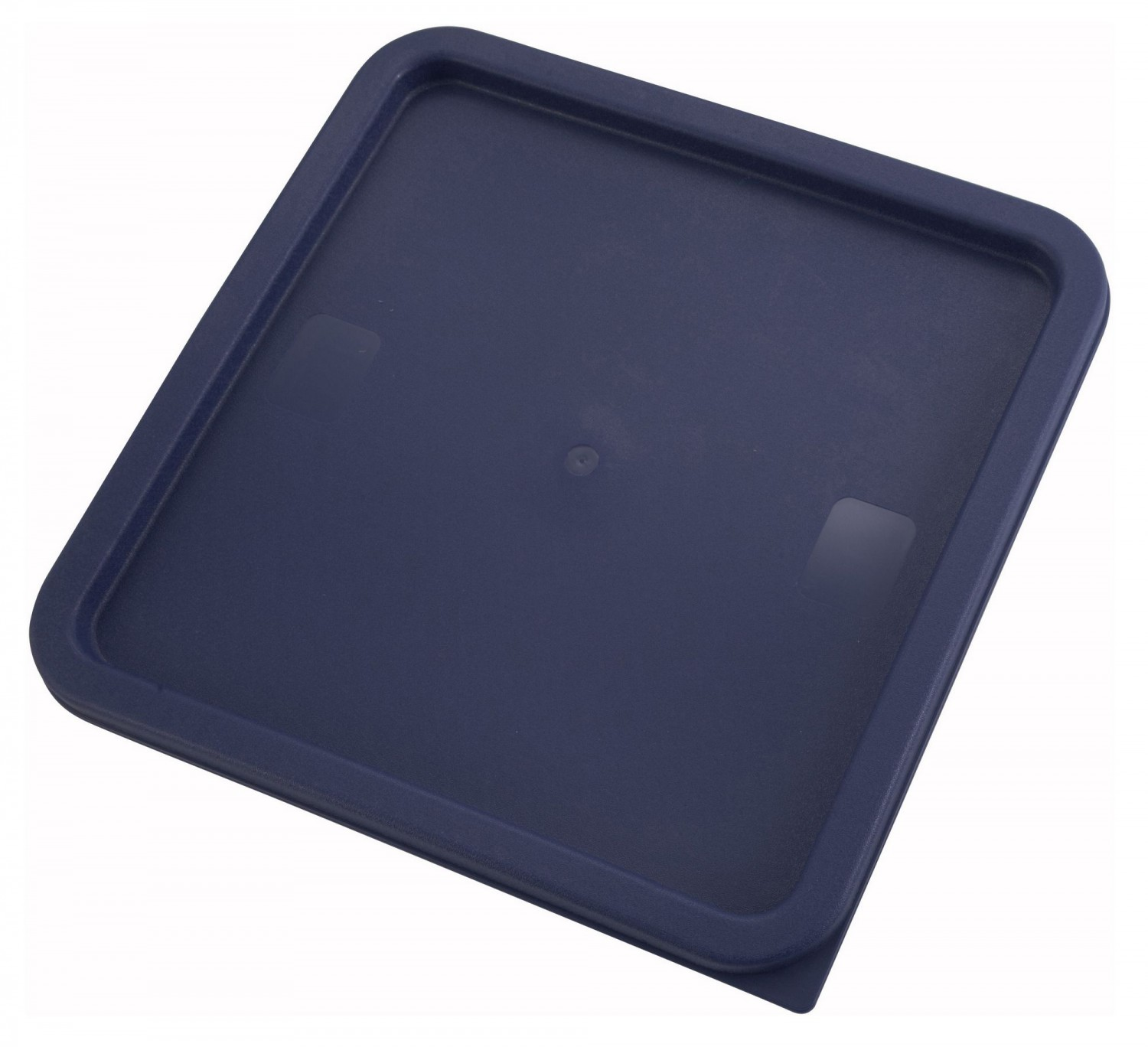 Winco PECC-128 Blue Container Cover 12, 18 & 22 Qt.
