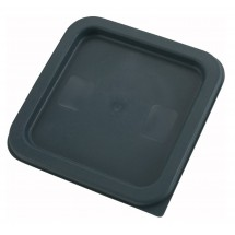 Winco PECC-24 Green Storage Container Cover for  2 and 4 Qt.