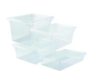 "Winco PFF-6 Food Storage Box 26"" x 18"" x 6"""
