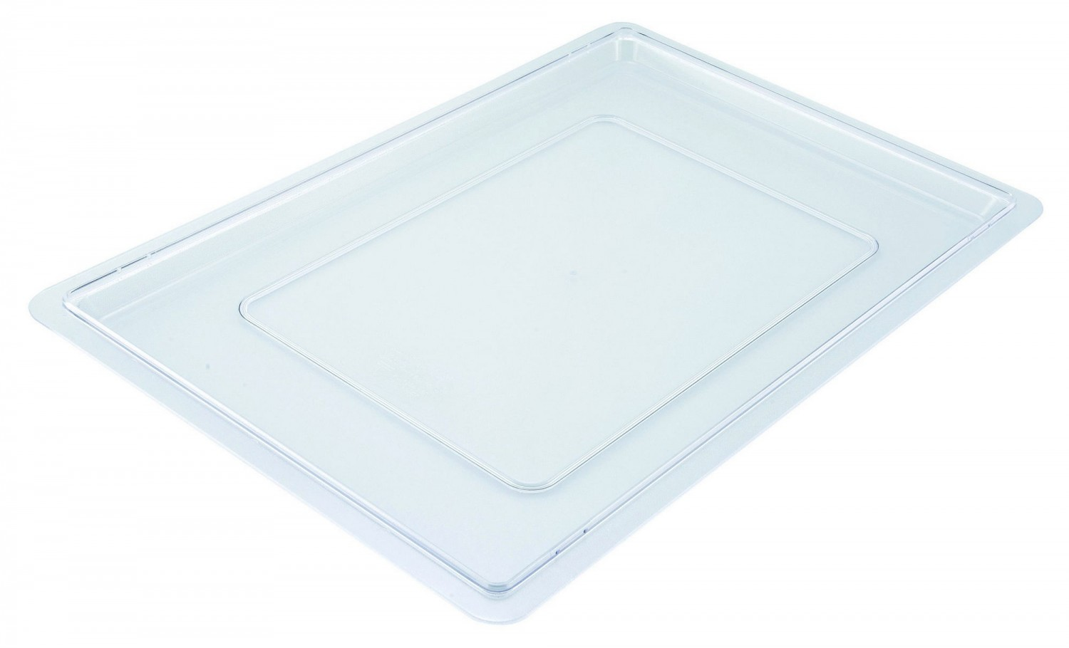 "Winco PFSF-C Food Storage Container Cover 18"" x 26"""