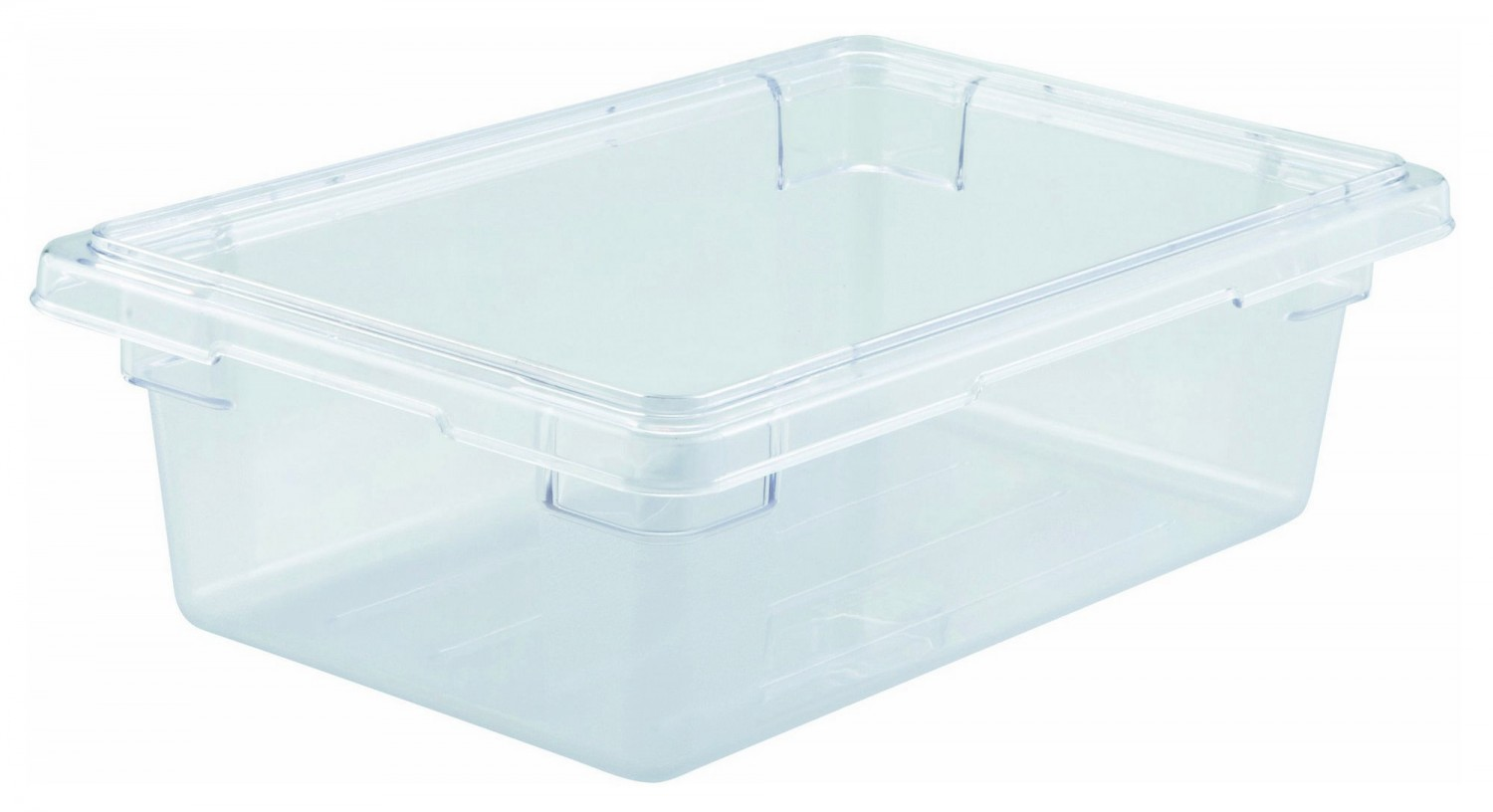 "Winco PFSH-6 Food Storage Box 12"" x 18"" x 6"""