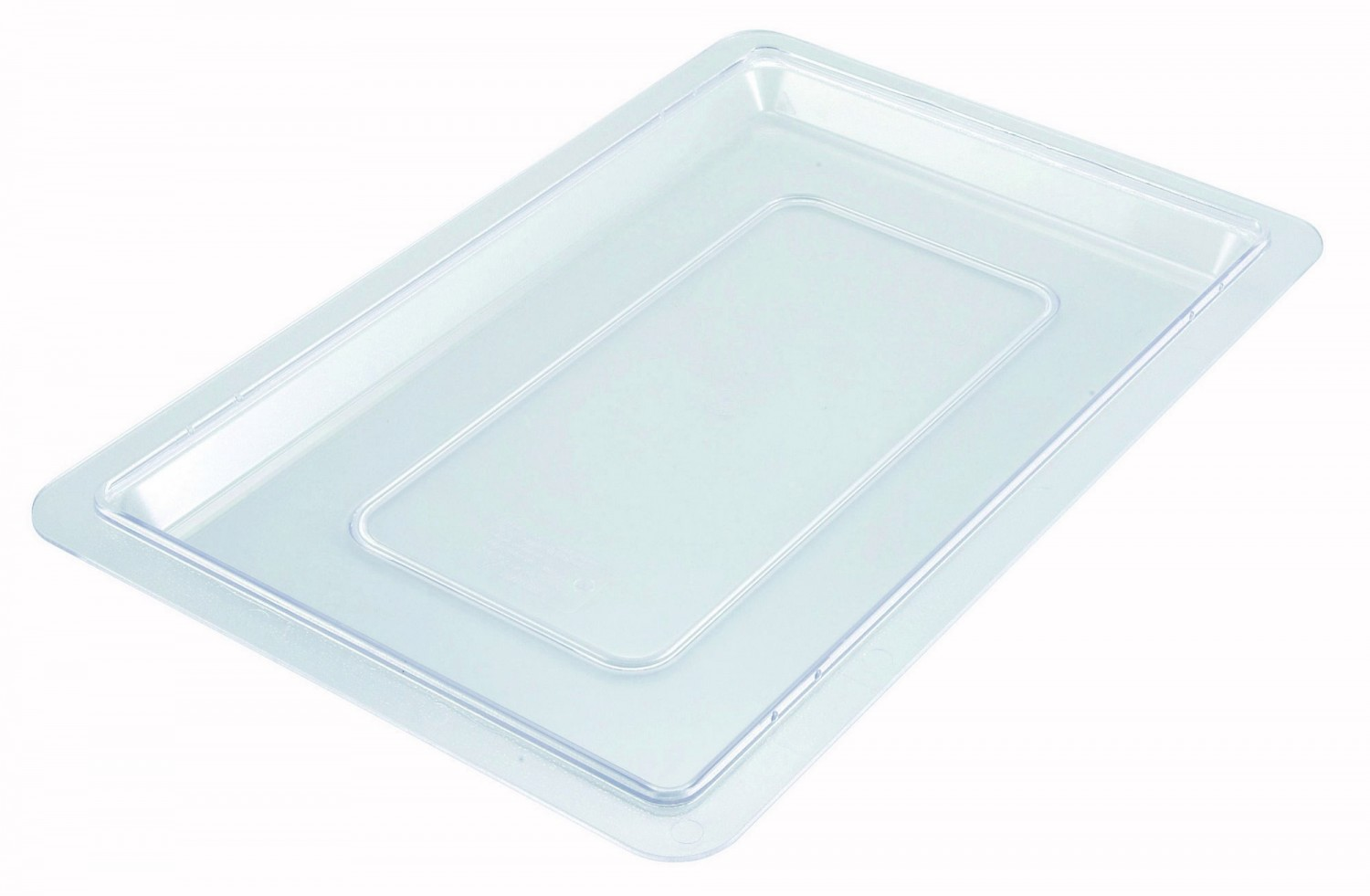 "Winco PFSH-C Cover for Containers 12"" x 18"""