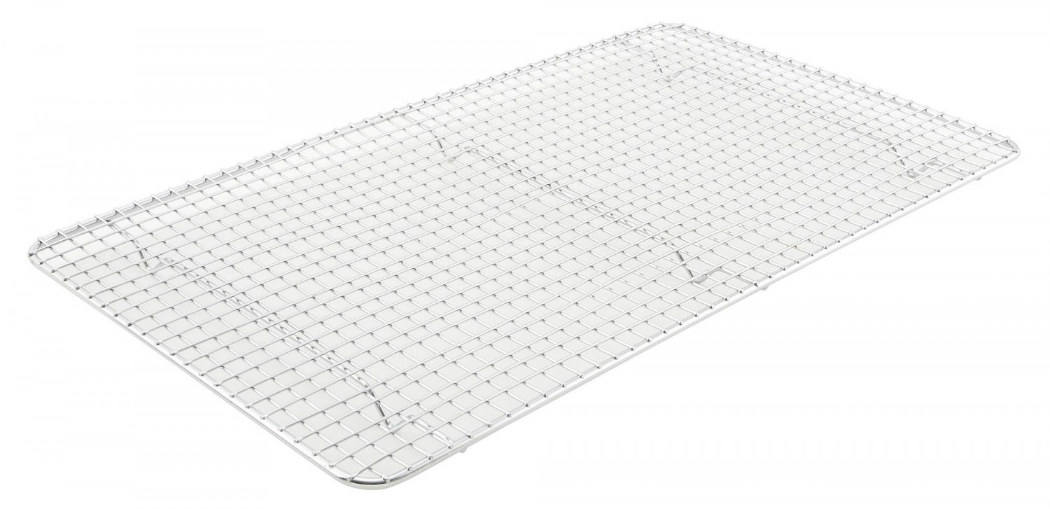 "Winco PGW-1018 Wire Pan Grate 18"" x 10"""