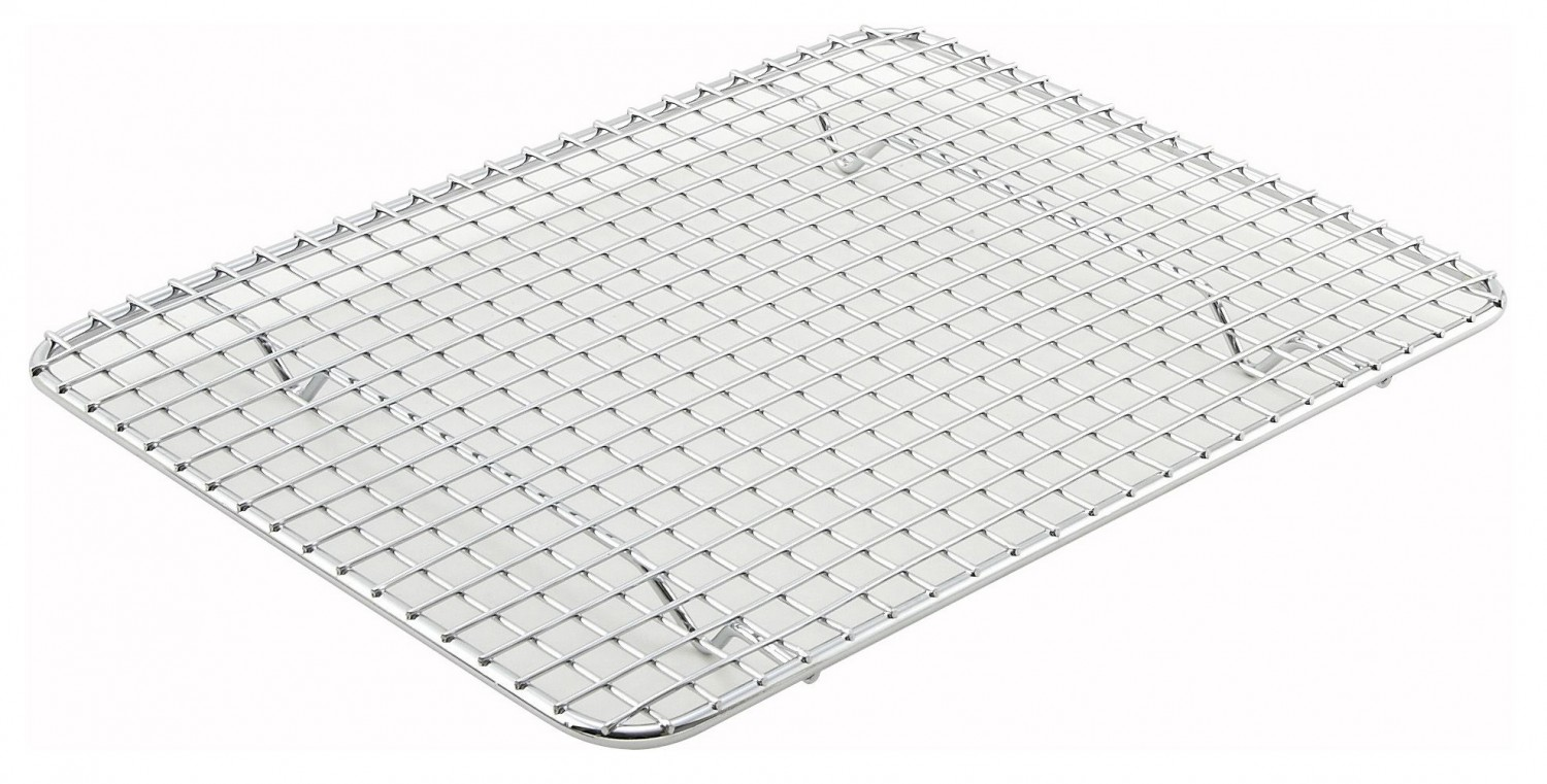 "Winco PGW-810 Wire Pan Grate 8"" x 10"""