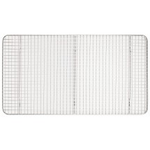 "Winco PGWS-1018 Stainless Steel Wire Pan Grate 10"" x 18"""