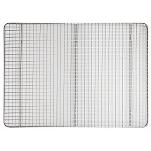"Winco PGWS-1216 Stainless Steel Wire Pan Grate 12"" x 16-1/2"""
