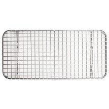 "Winco PGWS-510 Stainless Steel Wire Pan Grate 5"" x 10-1/2"""