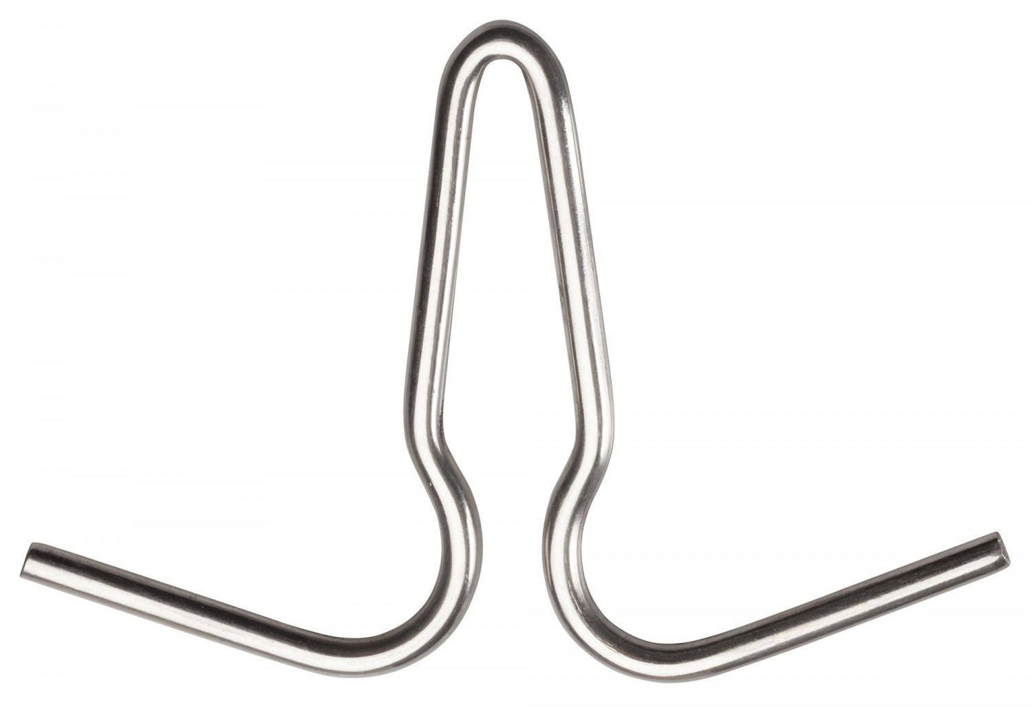Winco PH-2 Stainless Steel Pot Hook