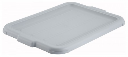 Winco PL-57C Gray Dish Box Cover for PL-5/7 Series