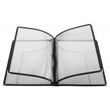 Winco-PMCF-9K-Black-Menu-Cover--4-Page-