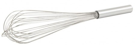 """Winco PN-18 Stainless Steel Piano Wire Whip 18"""""""