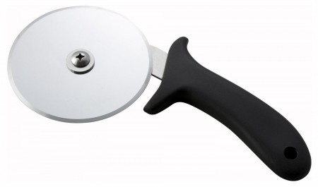 """Winco PPC-4 Pizza Cutter with Handle 4"""""""