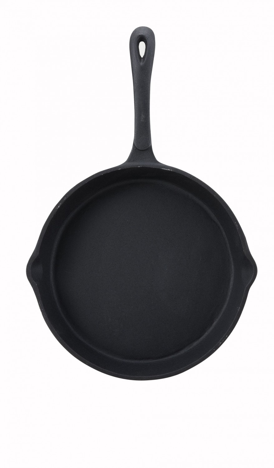 Winco RSK-10 Black Cast Iron Skillet 10""