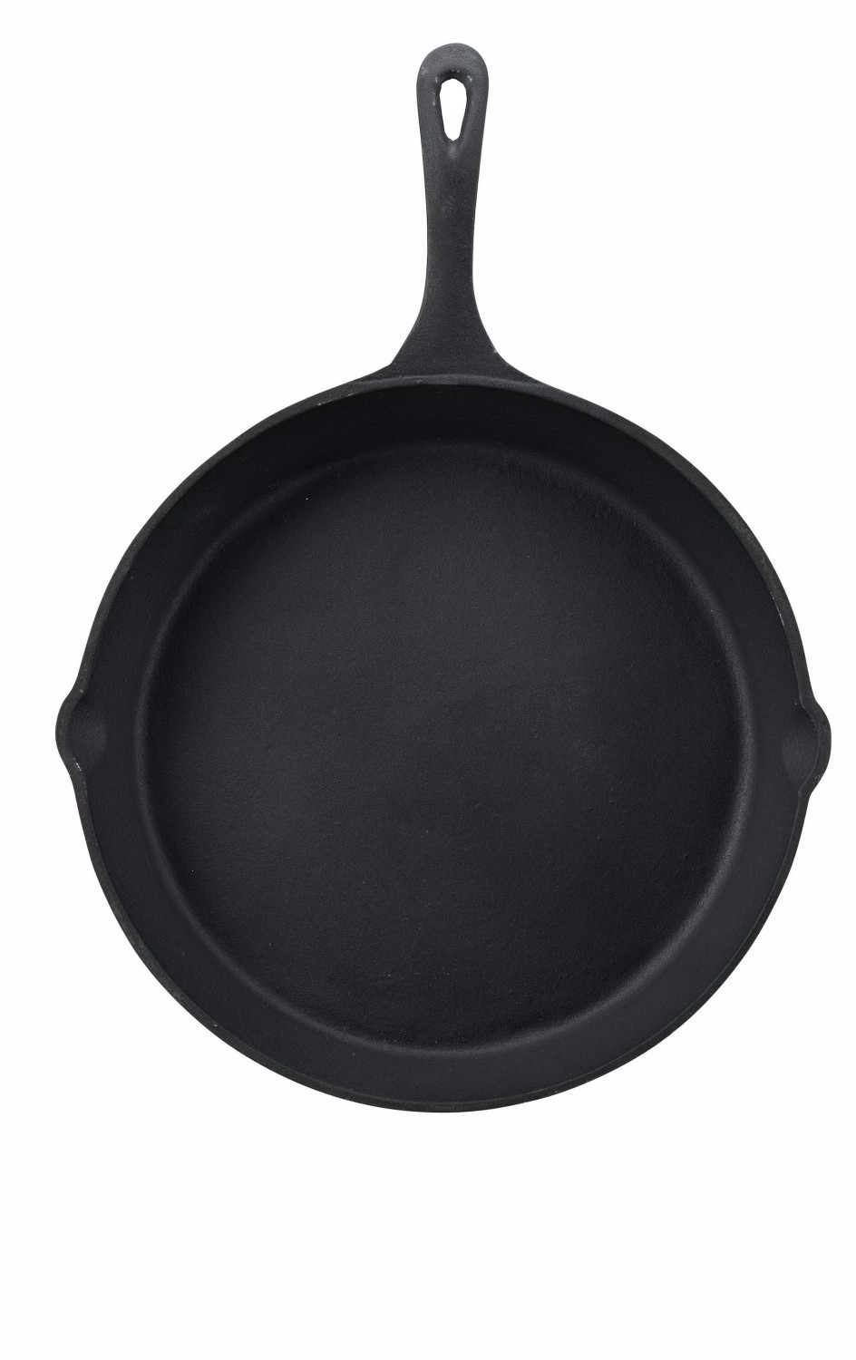 Winco RSK-12 Cast Iron Skillet 12""