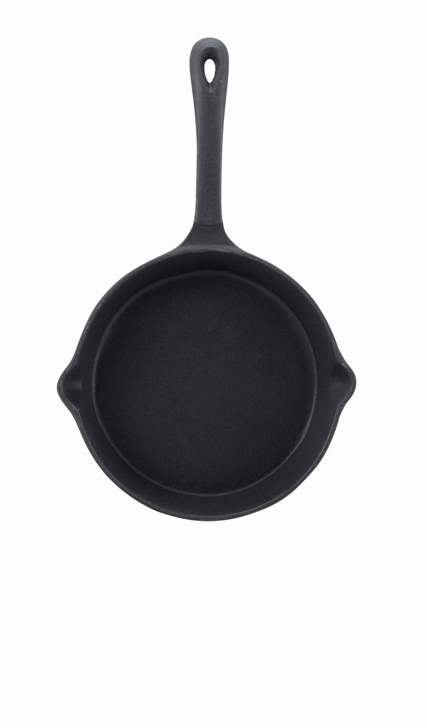 Winco RSK-8 Black Cast Iron Skillet 8""