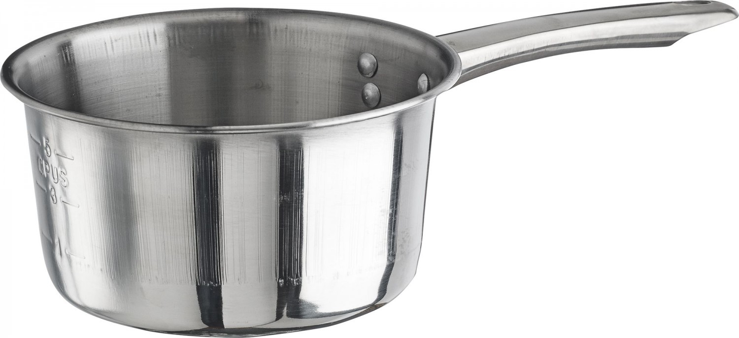 Winco SAP-2 Stainless Steel Sauce Pan 2 Qt.